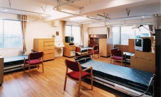 M病院病室