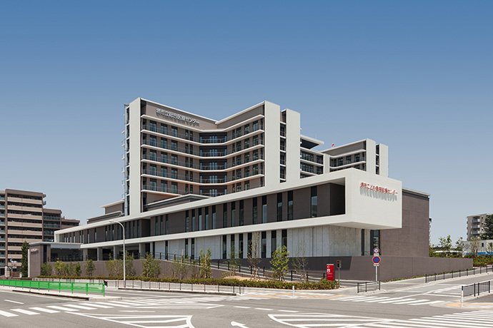 堺市立総合医療センター