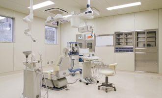 堺市口腔保健センター特別治療室