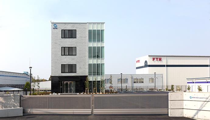 美和生コンクリート事務所ビル
