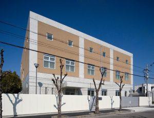 大阪府警察本部留置施設 住之江分室 新築工事