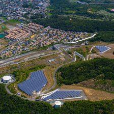 リフレ岬太陽光発電