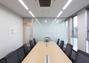 美和設備工業株式会社 会議室